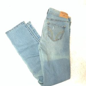 The hollister skinny jeans women's size 24